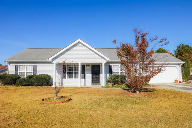 117 Sparta Way, New Bern, NC 28562 (MLS #100194614) :: David Cummings Real Estate Team