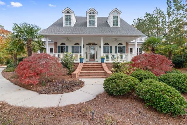 6003 Clubhouse Drive, New Bern, NC 28562 (MLS #100194622) :: David Cummings Real Estate Team