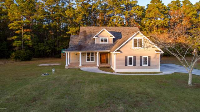 116 Backfield Drive, Newport, NC 28570 (MLS #100194646) :: The Chris Luther Team
