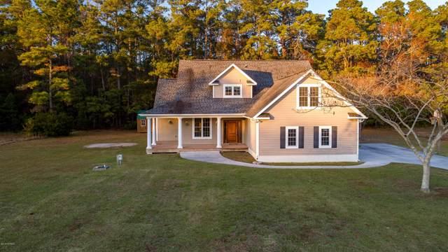 116 Backfield Drive, Newport, NC 28570 (MLS #100194646) :: Courtney Carter Homes