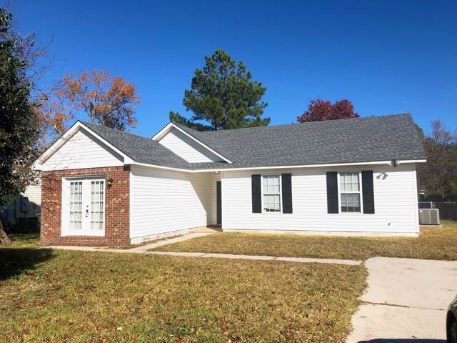 2610 Brookfield Drive, Midway Park, NC 28544 (MLS #100194751) :: The Oceanaire Realty