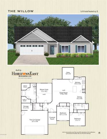 118 Waterford Way, Maysville, NC 28555 (MLS #100194760) :: CENTURY 21 Sweyer & Associates