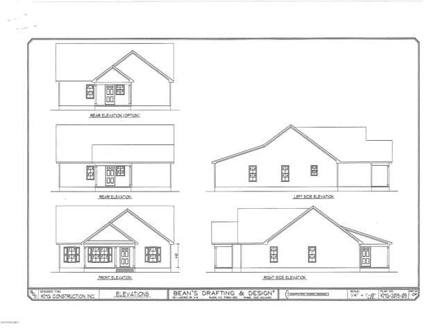 3824 Bucklin Drive NE, Elm City, NC 27822 (MLS #100194762) :: CENTURY 21 Sweyer & Associates