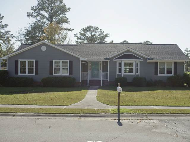 100 Gloria Place, Jacksonville, NC 28540 (MLS #100194792) :: Courtney Carter Homes