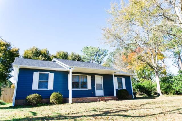 213 Norris Road, Swansboro, NC 28584 (MLS #100194800) :: CENTURY 21 Sweyer & Associates