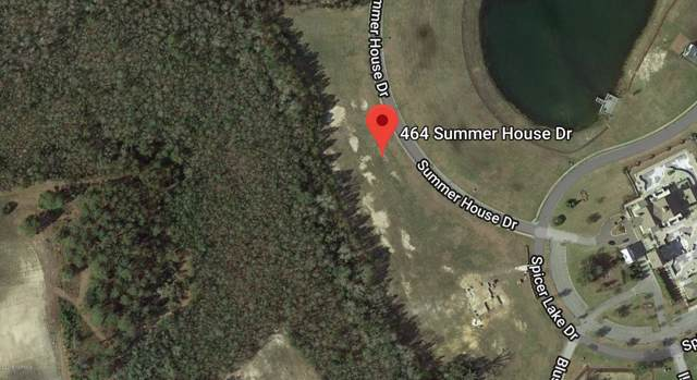 464 Summerhouse Drive, Holly Ridge, NC 28445 (MLS #100194807) :: The Bob Williams Team