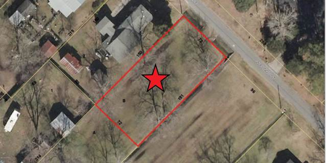 Lot B W Pungo Street, Belhaven, NC 27810 (MLS #100194816) :: The Bob Williams Team