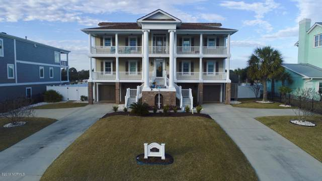 148 Yacht Watch Drive, Holden Beach, NC 28462 (MLS #100194822) :: The Chris Luther Team