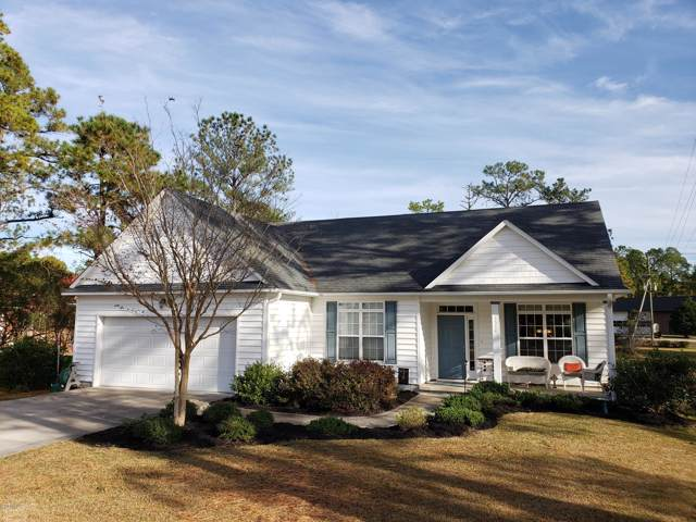 1514 Caracara Drive, New Bern, NC 28560 (MLS #100194825) :: CENTURY 21 Sweyer & Associates