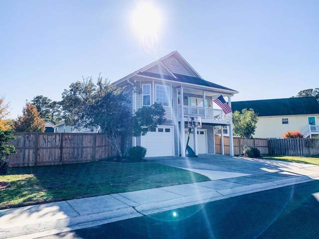 722 Grand Banks Drive, Wilmington, NC 28412 (MLS #100194837) :: The Oceanaire Realty