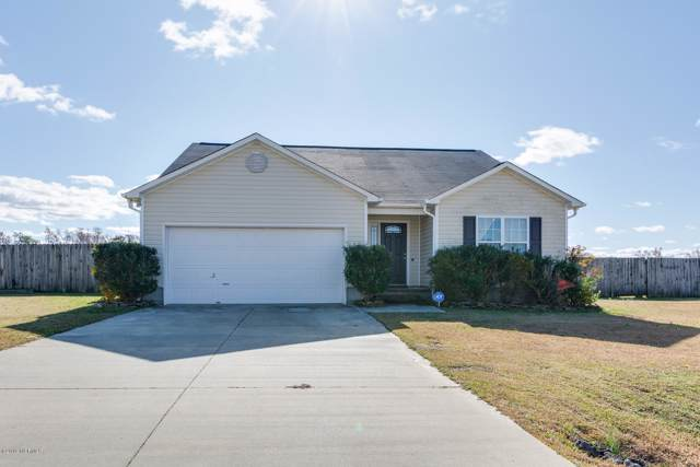 112 Harmony Way, Richlands, NC 28574 (MLS #100194858) :: Berkshire Hathaway HomeServices Hometown, REALTORS®