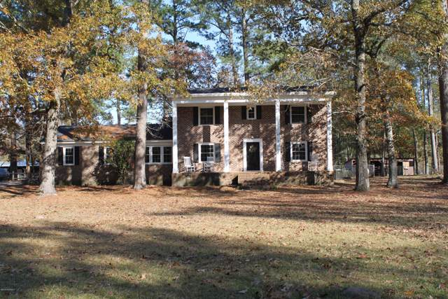 1075 Streets Ferry Road, Vanceboro, NC 28586 (MLS #100194869) :: CENTURY 21 Sweyer & Associates