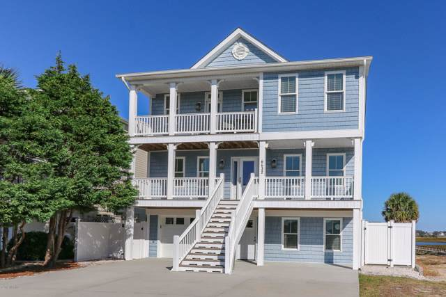 6632 Kings Lynn Drive, Oak Island, NC 28465 (MLS #100194870) :: The Bob Williams Team