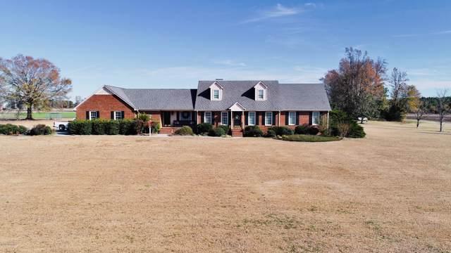 296 Vine Swamp Road, Kinston, NC 28504 (MLS #100194882) :: The Chris Luther Team