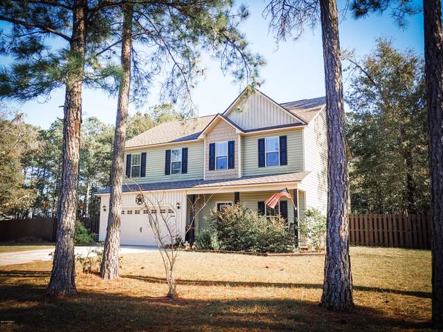 259 Luther Banks Road, Richlands, NC 28574 (MLS #100194888) :: The Keith Beatty Team