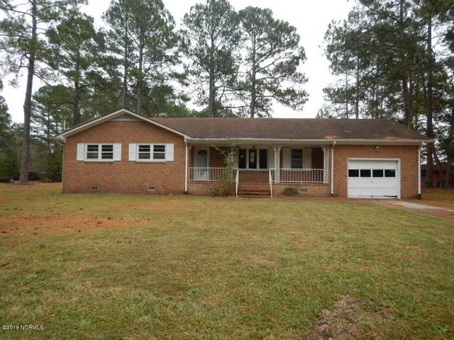 613 Eagle Road, Kinston, NC 28501 (MLS #100194896) :: The Chris Luther Team