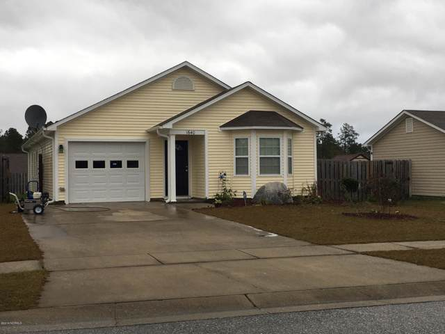 1640 Royal Pine Court, Leland, NC 28451 (MLS #100194954) :: The Chris Luther Team