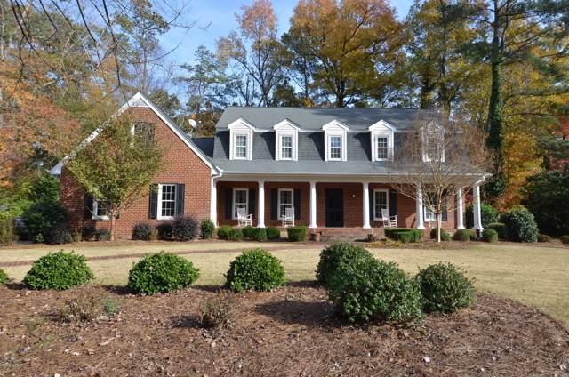 107 Kenilworth Road, Greenville, NC 27858 (MLS #100194973) :: CENTURY 21 Sweyer & Associates