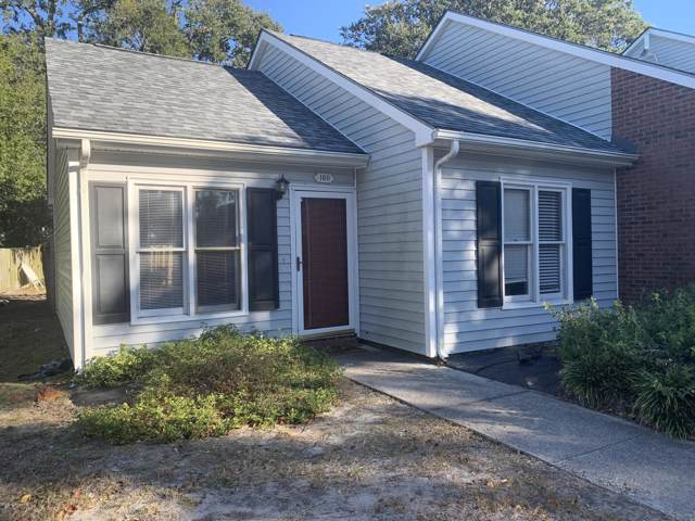 3200 Crystal Oaks Lane #160, Morehead City, NC 28557 (MLS #100194980) :: RE/MAX Elite Realty Group