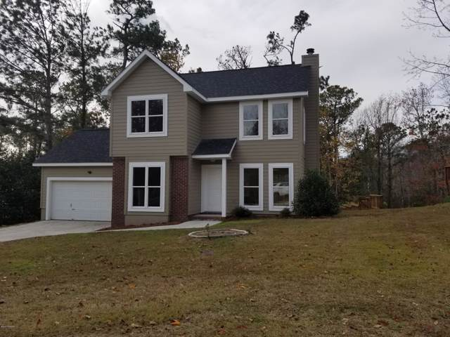 416 Whirl Away Boulevard, Sneads Ferry, NC 28460 (MLS #100194986) :: Berkshire Hathaway HomeServices Hometown, REALTORS®