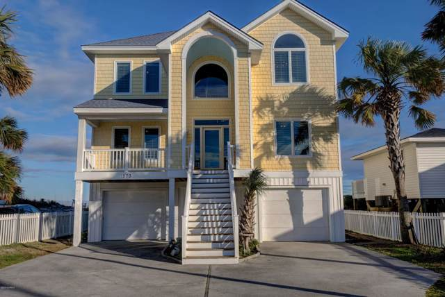 1503 S Lake Park Boulevard 12-13, Carolina Beach, NC 28428 (MLS #100195004) :: RE/MAX Essential