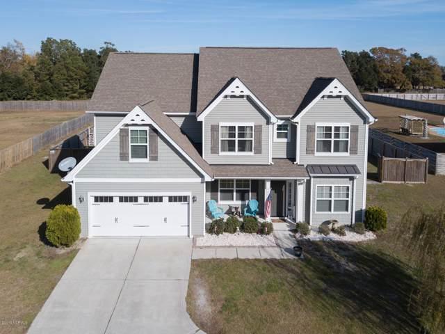 1431 Hammock Beach Road, Swansboro, NC 28584 (MLS #100195020) :: CENTURY 21 Sweyer & Associates