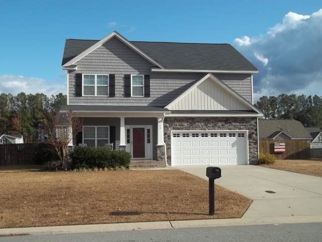 109 Loudon Court, Greenville, NC 27834 (MLS #100195026) :: Courtney Carter Homes
