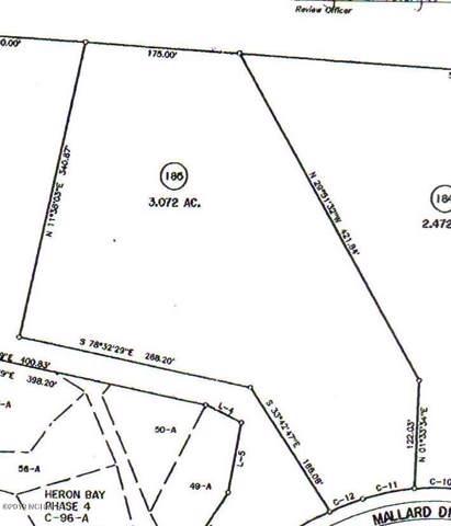 228 Mallard Drive, New London, NC 28127 (MLS #100195070) :: Berkshire Hathaway HomeServices Myrtle Beach Real Estate