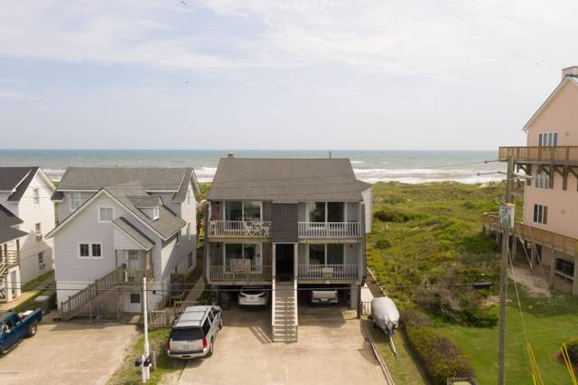 519 W Boardwalk Boulevard West Half, Atlantic Beach, NC 28512 (MLS #100195087) :: CENTURY 21 Sweyer & Associates