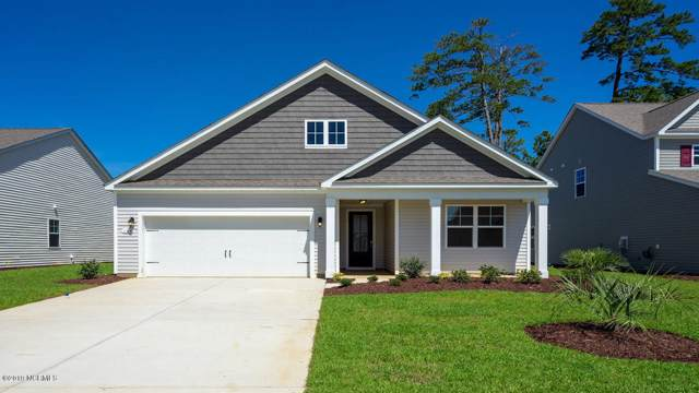 144 Calabash Lakes Boulevard 1704 Litchfield, Carolina Shores, NC 28467 (MLS #100195092) :: Courtney Carter Homes
