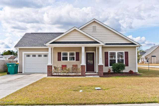 409 Patriots Point Lane, Swansboro, NC 28584 (MLS #100195115) :: CENTURY 21 Sweyer & Associates