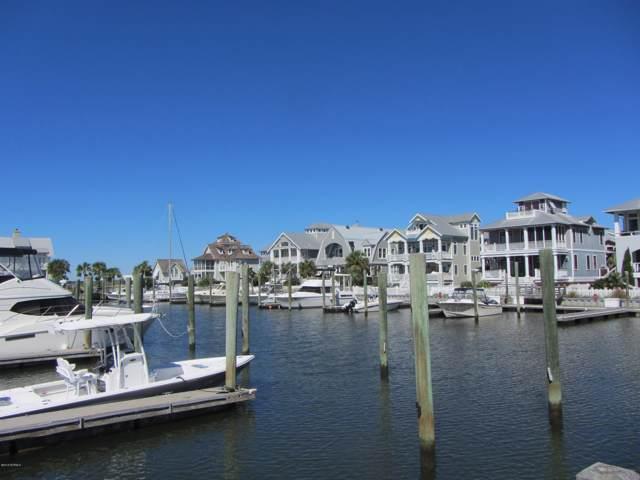E-16 Keelson Row, Bald Head Island, NC 28461 (MLS #100195122) :: Berkshire Hathaway HomeServices Myrtle Beach Real Estate
