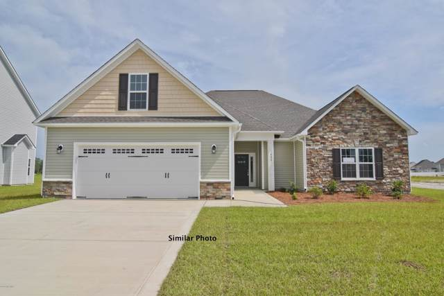 708 Hope Dexter Drive, Jacksonville, NC 28546 (MLS #100195146) :: Donna & Team New Bern