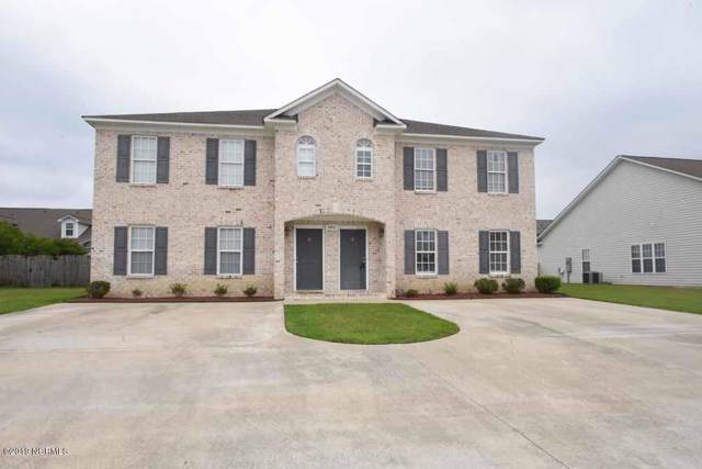 2051 Cambria Drive B, Greenville, NC 27834 (MLS #100195155) :: Courtney Carter Homes