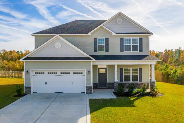 254 Sailor Street, Sneads Ferry, NC 28460 (MLS #100195166) :: Berkshire Hathaway HomeServices Hometown, REALTORS®