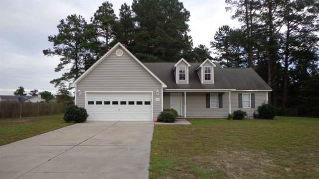 119 Appleton Lane, Richlands, NC 28574 (MLS #100195223) :: Berkshire Hathaway HomeServices Hometown, REALTORS®