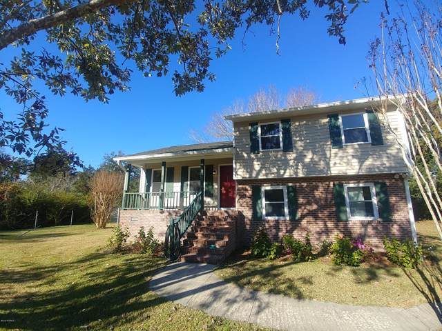 121 Ricks Avenue, Beaufort, NC 28516 (MLS #100195262) :: The Bob Williams Team