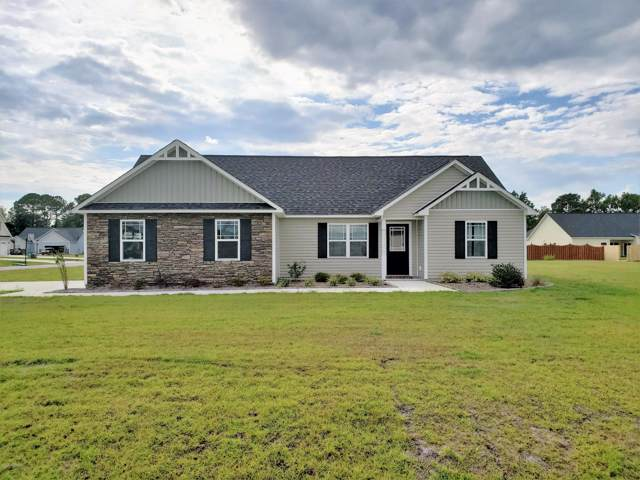 203 Breakwater Drive, Sneads Ferry, NC 28460 (MLS #100195263) :: Berkshire Hathaway HomeServices Hometown, REALTORS®