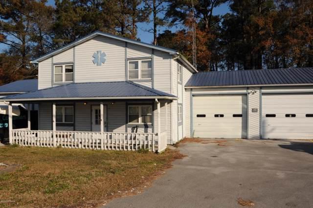 442 Kinston Highway, Richlands, NC 28574 (MLS #100195278) :: Berkshire Hathaway HomeServices Hometown, REALTORS®