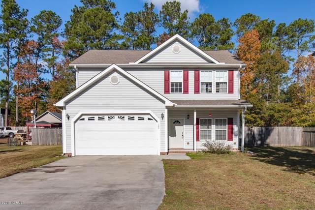 103 Craig Drive, Hubert, NC 28539 (MLS #100195325) :: Berkshire Hathaway HomeServices Hometown, REALTORS®