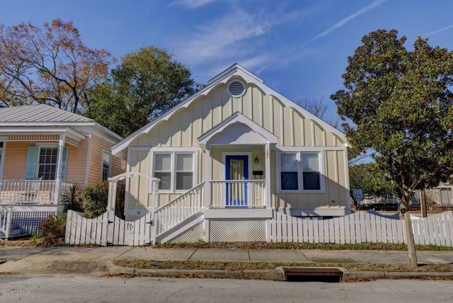 121 N 8th Street, Wilmington, NC 28401 (MLS #100195334) :: The Chris Luther Team