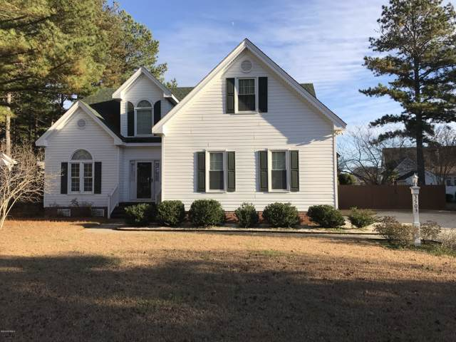 3503 Berkshire Drive NW, Wilson, NC 27896 (MLS #100195335) :: RE/MAX Essential