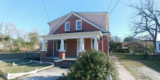 1211 Goldsboro Street, New Bern, NC 28560 (MLS #100195345) :: CENTURY 21 Sweyer & Associates