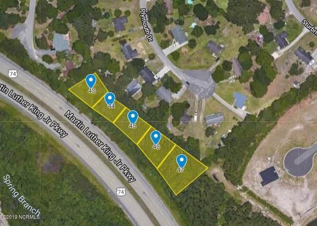 510 Albemarle Road, Wilmington, NC 28405 (MLS #100195392) :: Vance Young and Associates