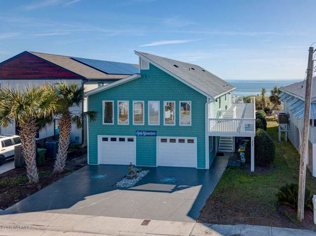 205 S Fort Fisher Boulevard, Kure Beach, NC 28449 (MLS #100195443) :: The Oceanaire Realty