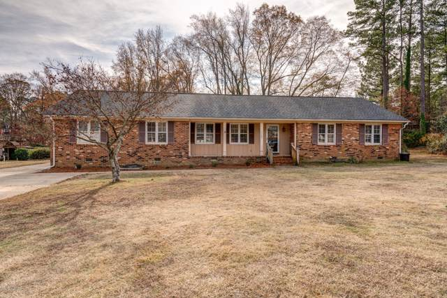 1103 Parkside Drive NW, Wilson, NC 27896 (MLS #100195451) :: RE/MAX Essential