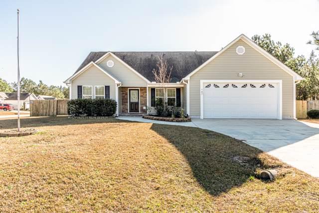 107 Errol Drive, Hubert, NC 28539 (MLS #100195452) :: Berkshire Hathaway HomeServices Hometown, REALTORS®