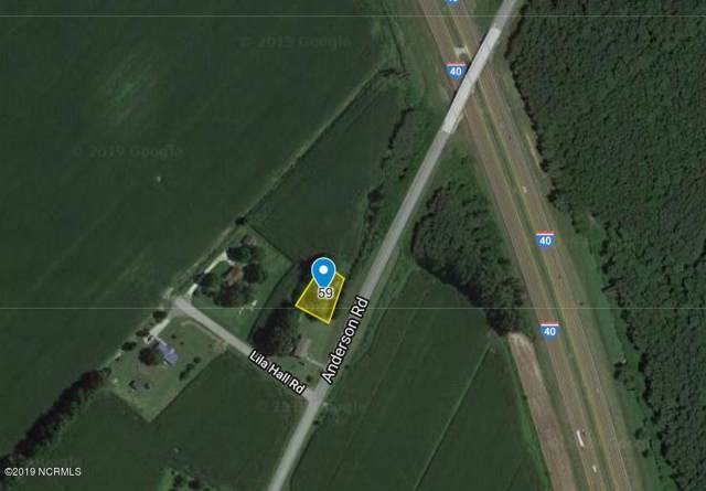 0 Lila Hall Road, Willard, NC 28478 (MLS #100195455) :: Coldwell Banker Sea Coast Advantage