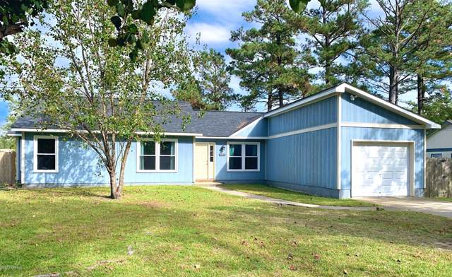 2202 Bridle Trail, Jacksonville, NC 28546 (MLS #100195478) :: The Oceanaire Realty