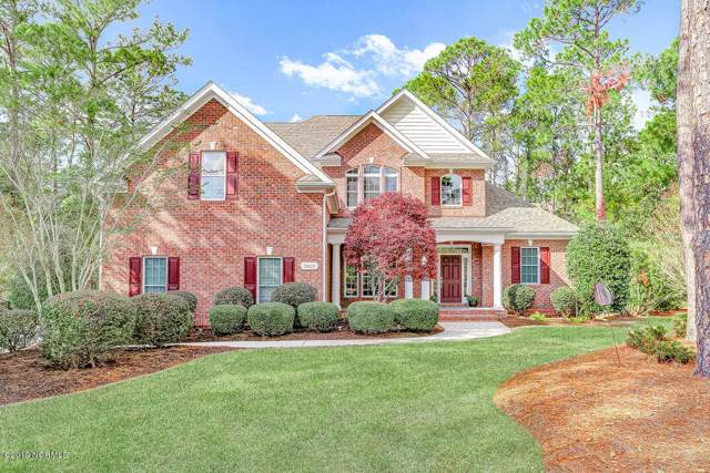 3622 Players Club Drive SE, Southport, NC 28461 (MLS #100195497) :: Coldwell Banker Sea Coast Advantage
